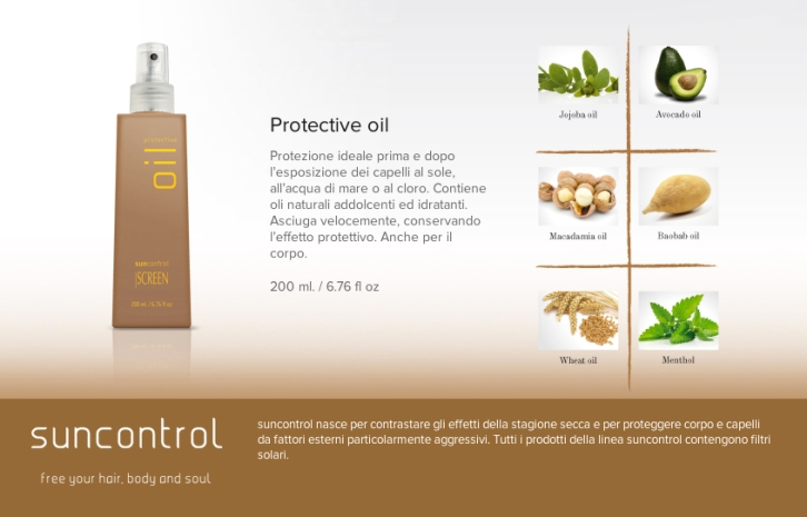 protective oil